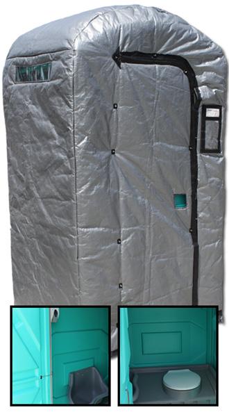 gaine isolante pour toilette chimique lou tec. Black Bedroom Furniture Sets. Home Design Ideas