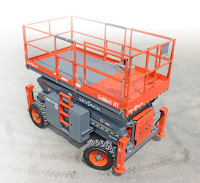 Hydraulic Scissor lift / Fuel / Propane / Diesel - Tools and