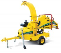 branch wood chipper