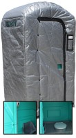 Chemical Toilet Thermal Insulation