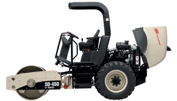 compaction roller SD45D