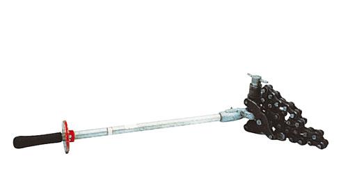 coupe tuyau de fonte ridgid 206