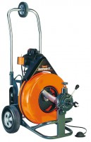 electric drain cleaner automatic insertion 3 to 6 inches