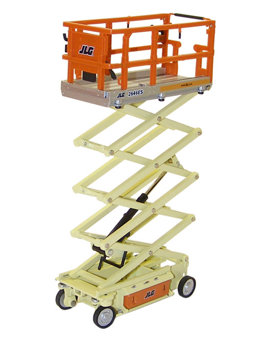electric scissor lift JLG-2646ES