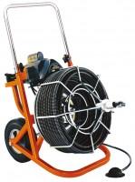 fichoir à égoût électrique insertion-manuel-tuyaux 3 à 6 pouces