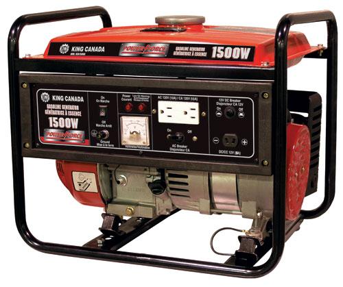 generator 1.5 kw