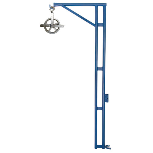 hoist and pulley