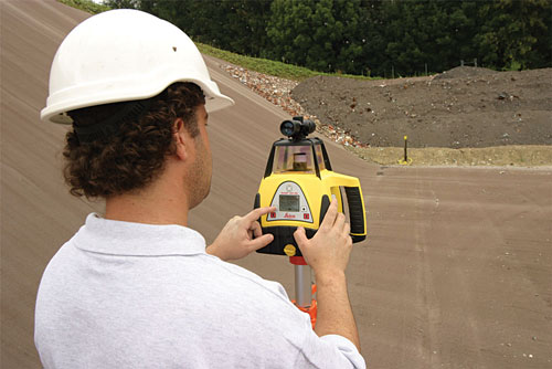 Laser Level Vertical Self-Leveling