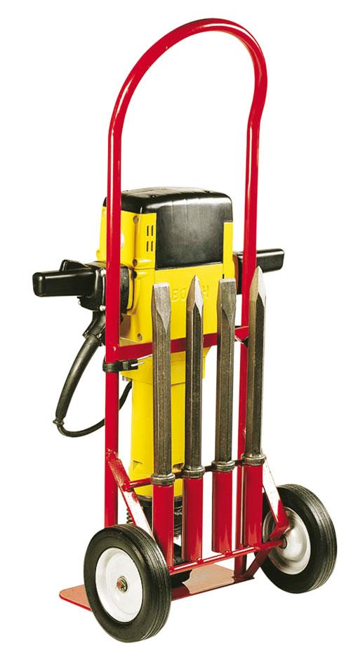 marteau piqueur avec chariot lectrique 64 lbs location lou tec. Black Bedroom Furniture Sets. Home Design Ideas