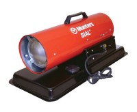 open fire heater oil 150000 btu/h