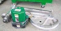plieur hydraulique