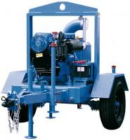 pompe à déchets 6 pouces diesel