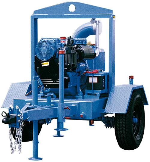 trash water pump 6 inches diesel