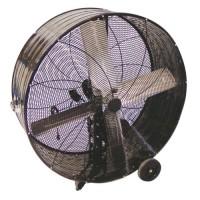 ventilateur type baril