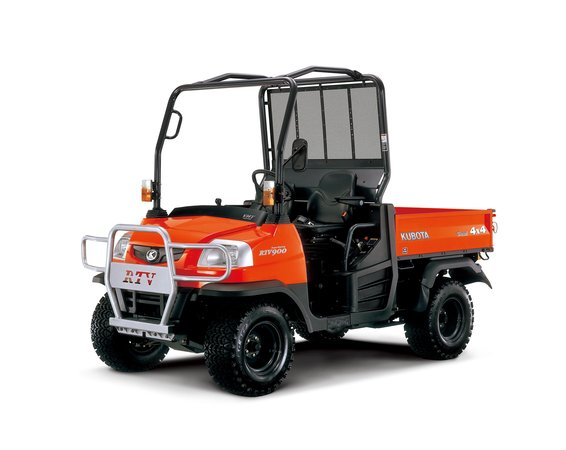 Jobsite Utility Vehicule