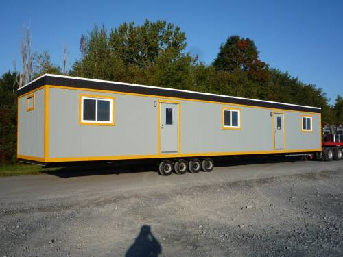 roulotte de chantier 12 x 40 location lou tec. Black Bedroom Furniture Sets. Home Design Ideas