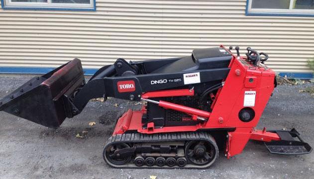 chargeur utilitaire compact Dingo TX525
