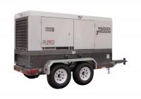 génératrice diesel remorquable 150 kva