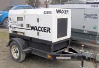 génératrice diesel remorquable 20 kw