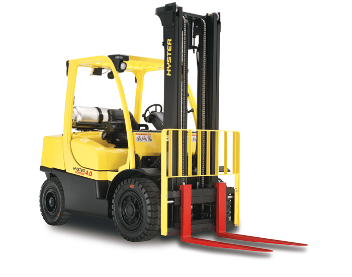 Hyster 120 Forklift Manual on