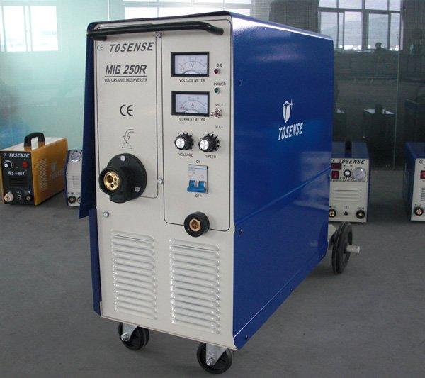 MIG welder 250 amps