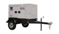diesel generator on trailer 15 kw
