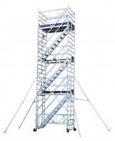stairway tower