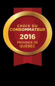 Choix consommateur 2016 francais