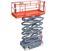 skyjack-sj-4740-electric-scissor-lifts-machine